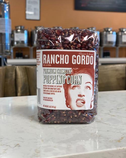 Crimson Popping Corn-Rancho Gordo