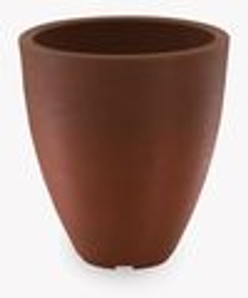 DEL TALL RIBBED Cylinder Planter