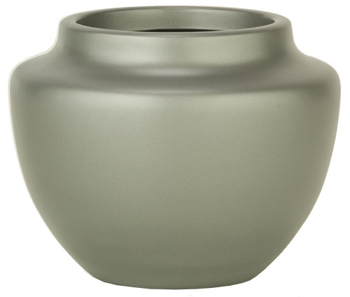 SAHARA Short Jar Fiberglass Planter