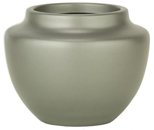 SAHARA Short Jar Fiberglass Planter