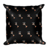 Slow Moving Creatures Pillow