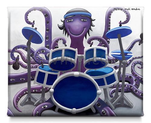 Mr. Tentacles Band