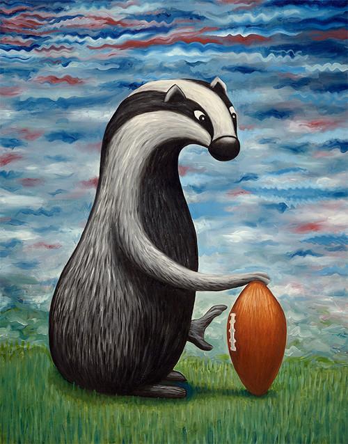 Badger Football