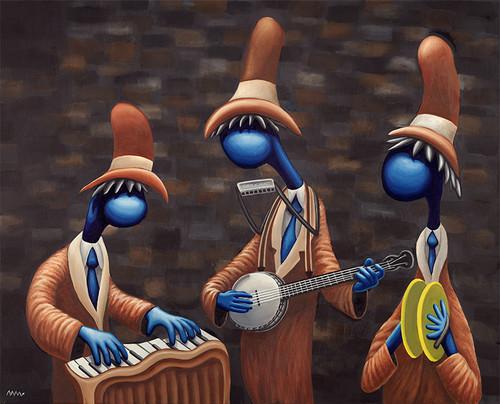 Blue Band Trio