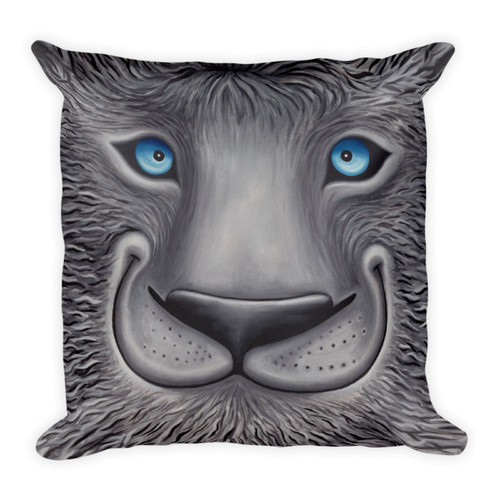Furry Friend Pillow