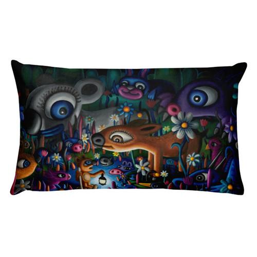 The Story Teller Premium Pillow