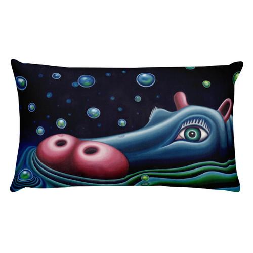 Bubbles Premium Pillow
