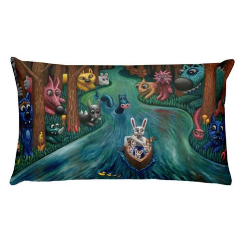 Harey Encounter Premium Pillow