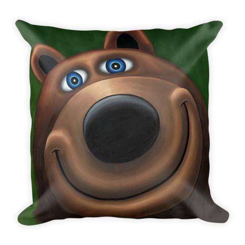 Goodie Bear Pillow