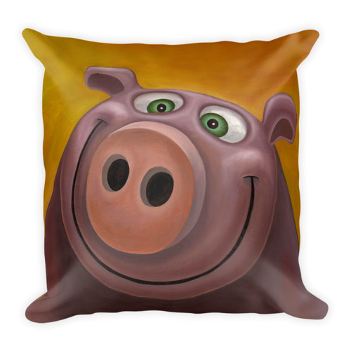 Bacon Pillow