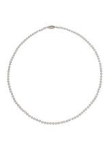 AAA Baby Akoya 3.5x4mm Pearl Necklace