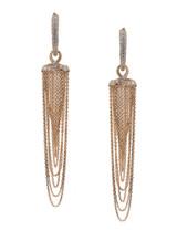 18KRG jINGLE Chandelier Earrings