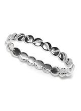 18KWG EZ Diamond Bracelet