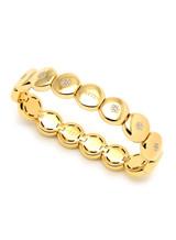 18KYG EZ Diamond Bracelet