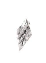 18KWG Origami Pendant