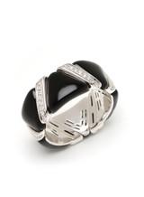 Black Enamel EZ Glaze Ring