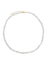 14K Multicolor Akoya Cultured Pearl Necklace