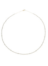 14KYG 2-5mm Akoya Cultured Pearl Necklace