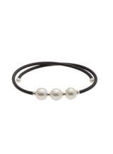 White South Sea Cultured Pearl Bracelet