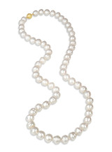 White South Sea Big Circle Pearl Necklace