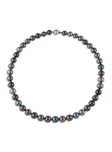 Tahitian Pearl Necklace (A-5413THM)
