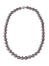 Tahitian Pearl Necklace (A-6043TH)