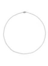 Baby Akoya 2.5x3mm Pearl Necklace