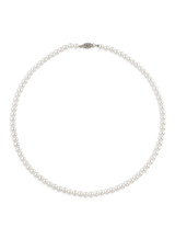 Baby Akoya 4.5x5mm Pearl Necklace