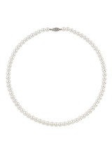 AA+ Baby Akoya 5.5x6mm Pearl Necklace