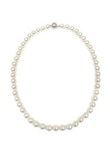 White South Sea Pearl Necklace (S-147SS)