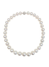 White South Sea Pearl Necklace (BTP-7SS)