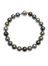 8x9mm Tahitian Multicolor Pearl Bracelet