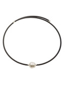 White South Sea Cultured Pearl Neckalce
