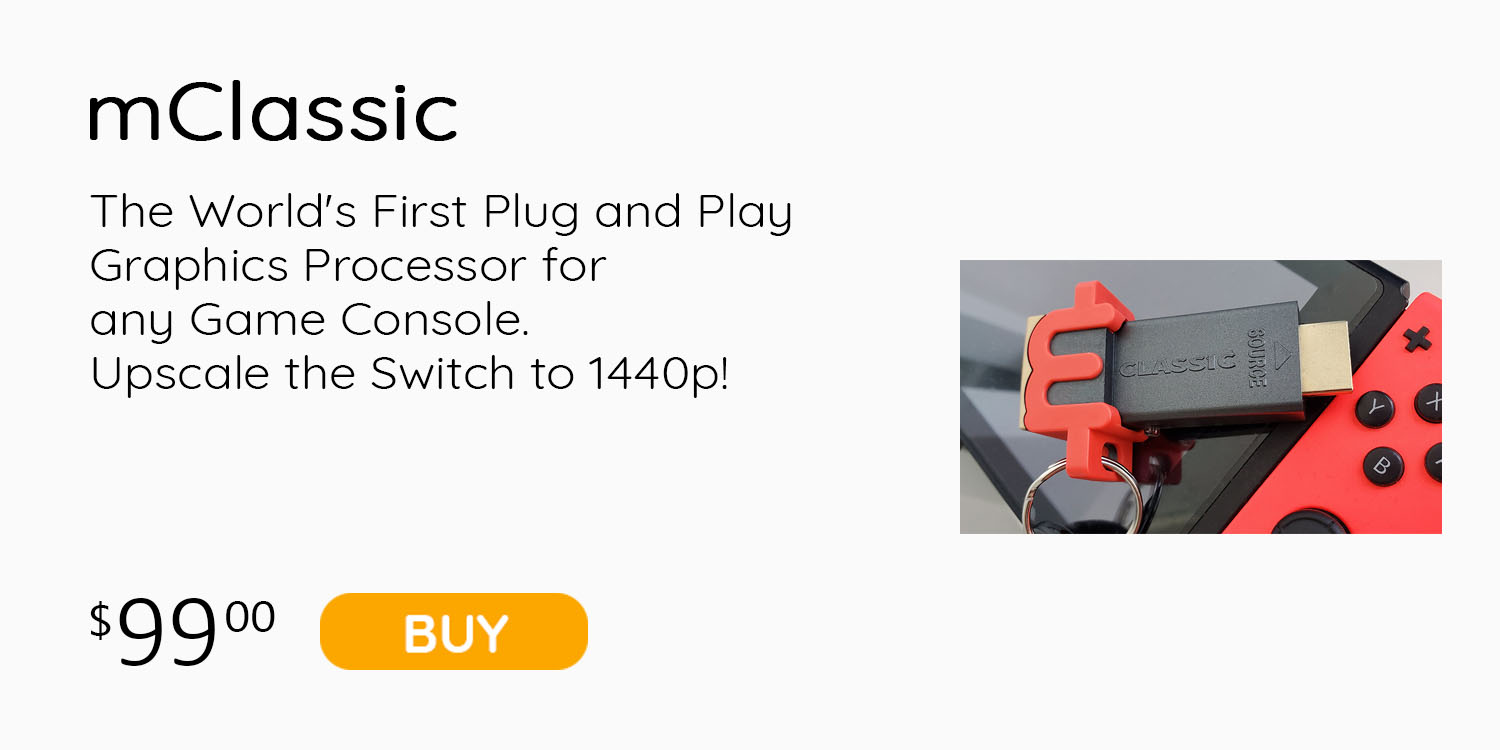 Buy mClassic for your Nintendo Switch.