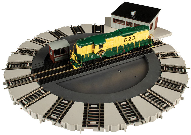 Bachmann HO 46298 EZ Track DCC- Equipped Turntable