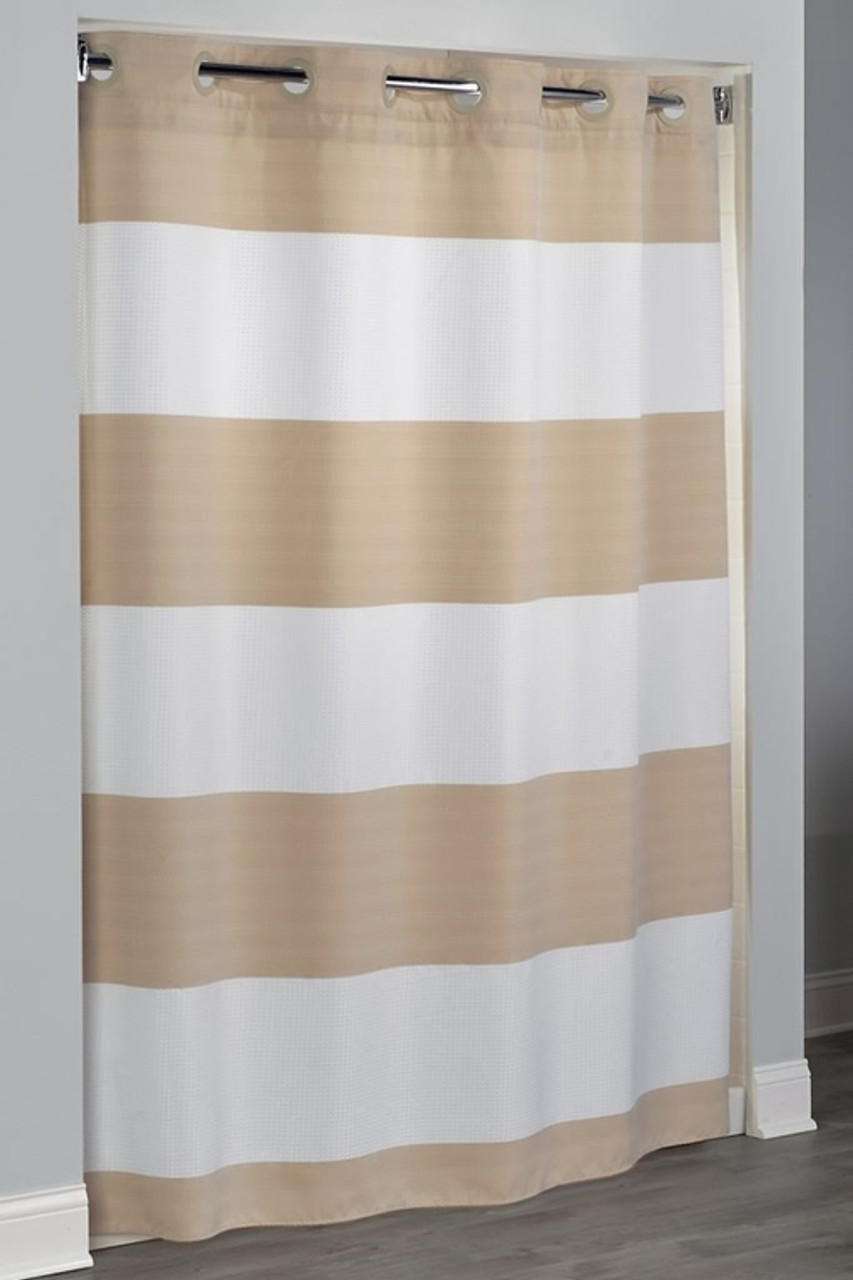 Sonoma Hookless Shower Curtain