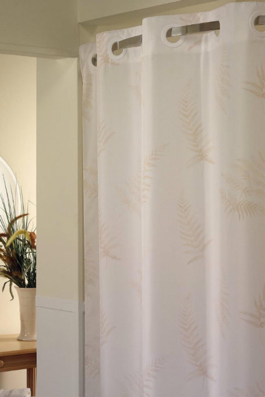 Fern Hookless Shower Curtain Focus Group