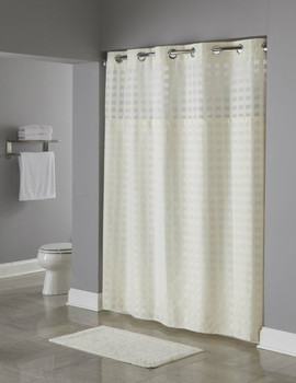 Shimmy Square Hookless Shower Curtain,Shimmy, Square, Hookless, Shower, Curtain, hookless, focus group, bulk