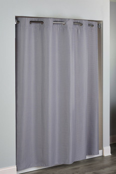 Hudson Hookless Shower Curtain,  Hudson, Hookless, Shower, Curtain, hookless, focus group