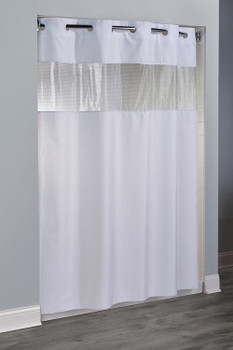 The Major Hookless Shower Curtain, The Major, Hookless, Shower, Curtain, hookless, focus group, bulk