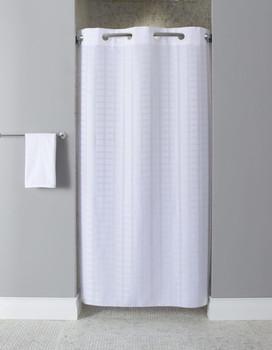 Stall Litchfield Hookless Shower Curtain, Stall, Litchfield, Hookless, Shower, Curtain, hookless, focus group, bulk