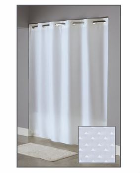 Englewood Hookless Shower Curtain,  Englewood, Hookless, Shower, Curtain, hookless, focus group, bulk