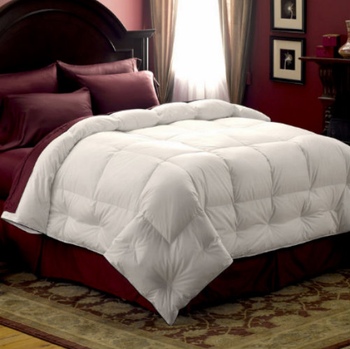 Medium Down Comforter,  Medium, Down, Comforter, pacific coast, bulk