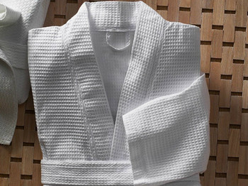 Diamond Kimono Waffle Robe, Diamond, Kimono, Waffle, Robe, venus