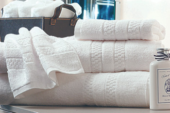 Linea Roma Towel Collection, Linea, Roma, Towel, Collection, 100% Ring spun Cotton, Venus, 700 GSM, dobby border