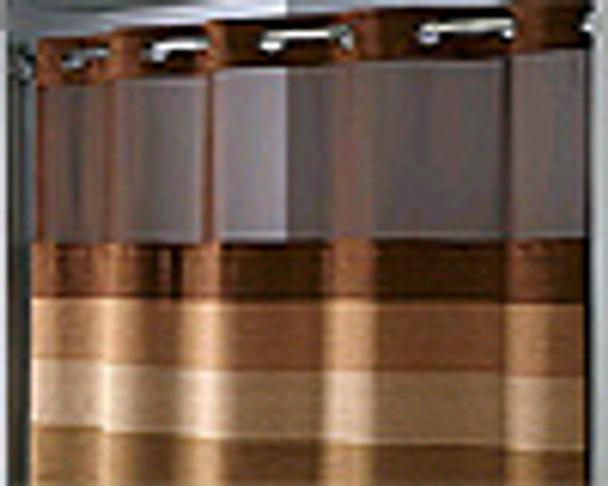 Stratus Window Hookless® Shower Curtain