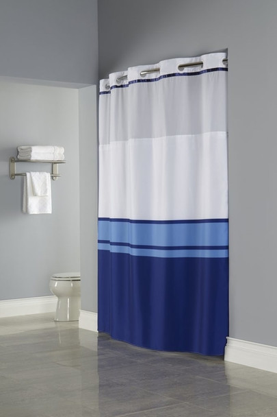 Brooks Hookless Shower Curtain, Brooks, Hookless, Shower, Curtain, hookless, focus group, bulk