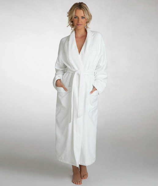 Luxury Microfiber and Terry Hotel Robe, Luxury, Microfiber, Terry, Hotel, Robe, monarch, cypress,