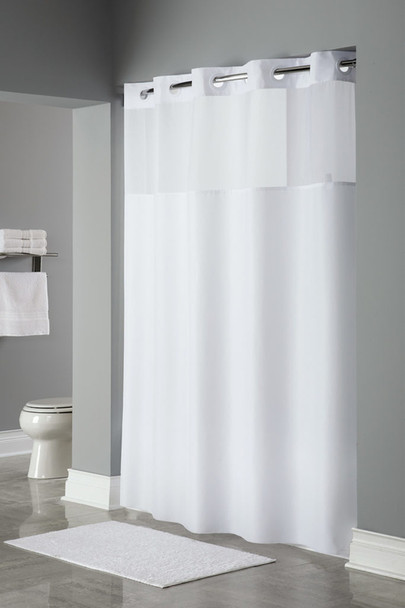Mystery Hookless Shower Curtain, Mystery, Hookless, Shower, Curtain, hookless, focus group, bulk