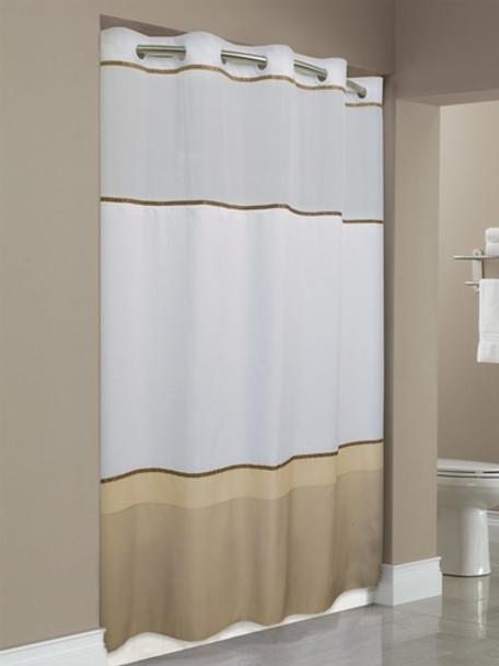 Wellington Hookless Shower Curtain, Wellington, Hookless, Shower, Curtain, hookless, focus group, bulk
